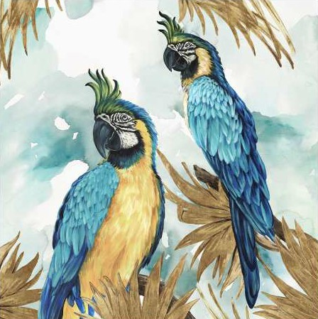 Watts Eva - Golden Parrots