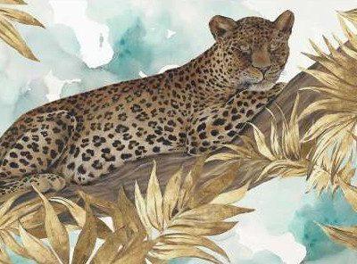 Watts Eva – Golden Leopard