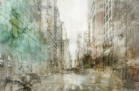 Roko Ken - NYC Streets I
