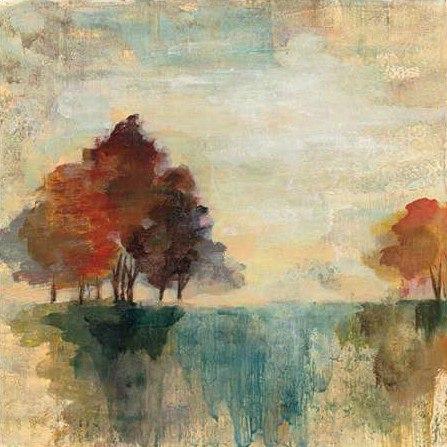 Vassileva Silvia - Landscape Monotype II