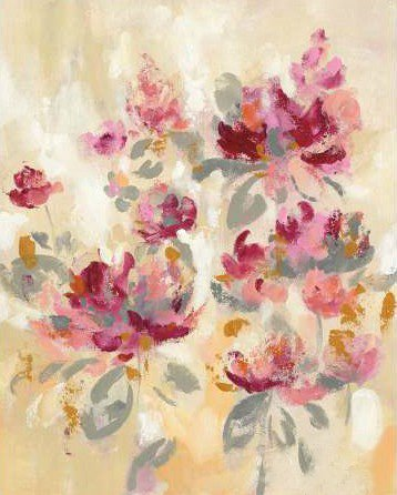 Vassileva Silvia - Floral Reflections II