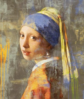 Eric Chestier – Vermeer's Girl 2.0