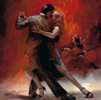 Haenraets Willem - Tango Argentino II
