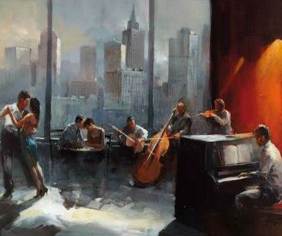 Haenraets Willem – Room with a View I