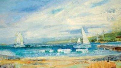Martin Jill – Seaside Harbor I