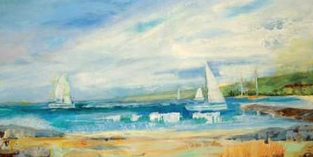 Martin Jill - Seaside Harbor I