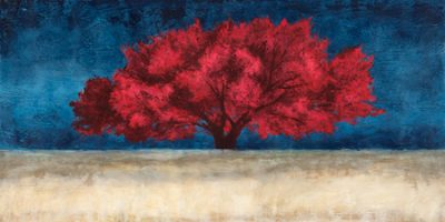 Jan Eelder – Red Tree