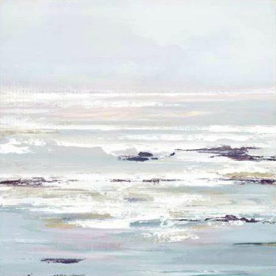 Mravyan Valeria – Purple Tides I