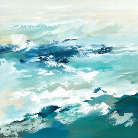 Mravyan Valeria - Ripple in the Sea I