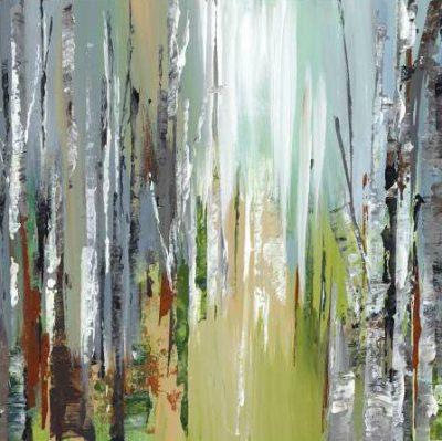 Mravyan Valeria – Woodland Pathway I