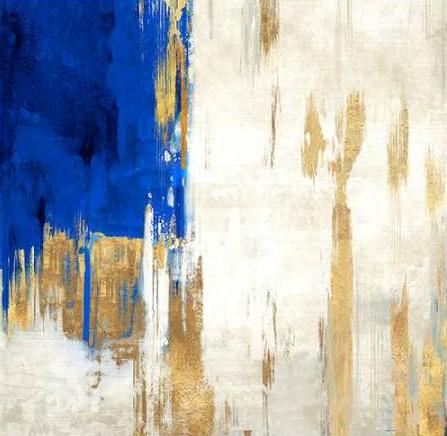 PI Galerie - Indigo Abstract III
