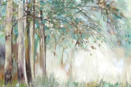 Pearce Allison - Silver Leaves
