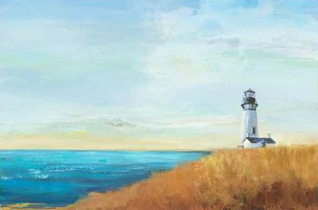Pearce Allison - Ocean Lighthouse