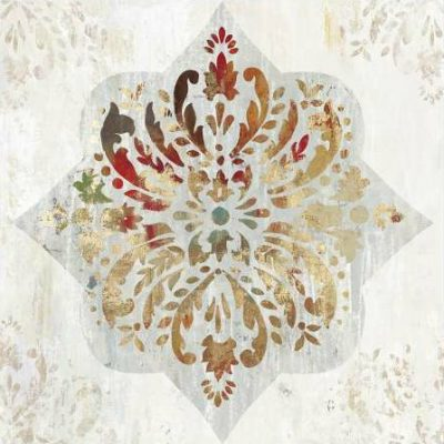 Wilson Aimee – Red Medallion