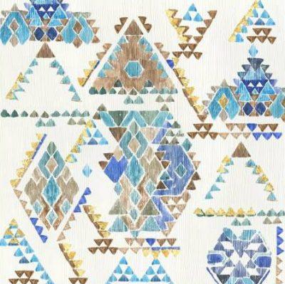 Wilson Aimee – Blue Aztec