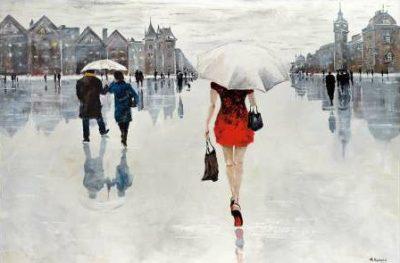 Kadmiri Aziz – La Femme