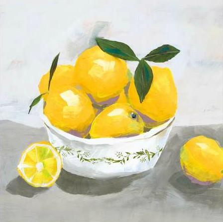 Isabelle Z - Lemons