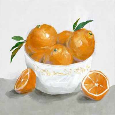 Isabelle Z - Oranges