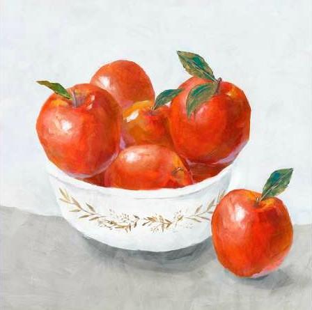 Isabelle Z - Apples