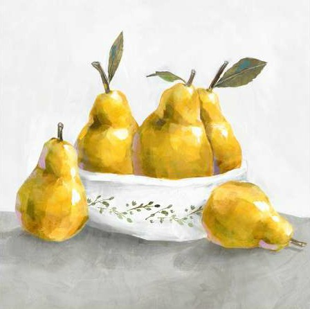 Isabelle Z - Pears