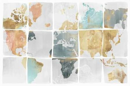 Isabelle Z - Tiled Map
