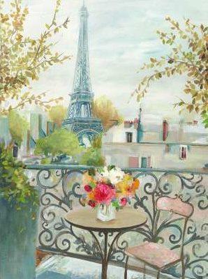 Pearce Allison – Paris at Noon