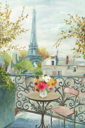 Pearce Allison – Paris at Noon