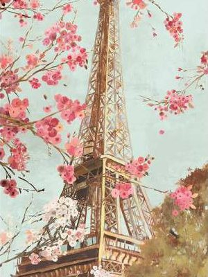 Pearce Allison – Paris in the Spring I