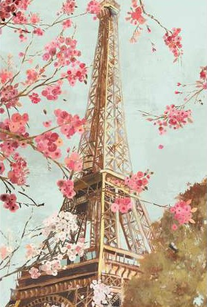 Pearce Allison - Paris in the Spring I