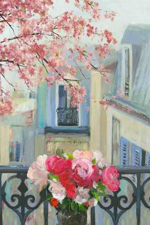 Pearce Allison – Paris in the Spring II