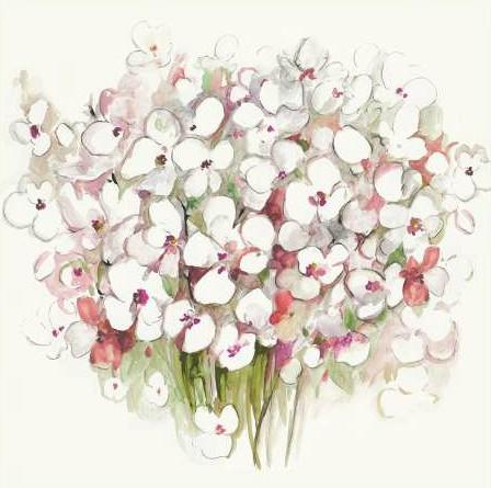 Pearce Allison - White Bouquet