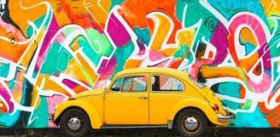 Gasoline Images – Iconic street art I