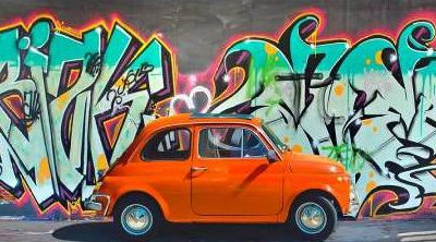 Gasoline Images – Iconic street art II