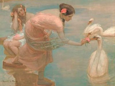 Rupert Bunny – A Summer Morning