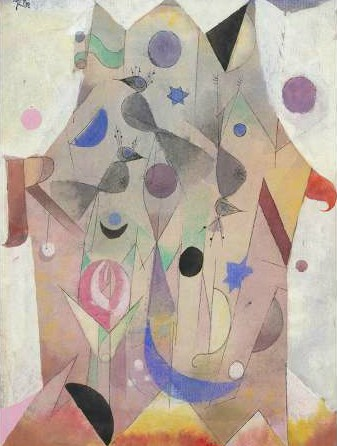 Paul Klee – Persian Nightingales