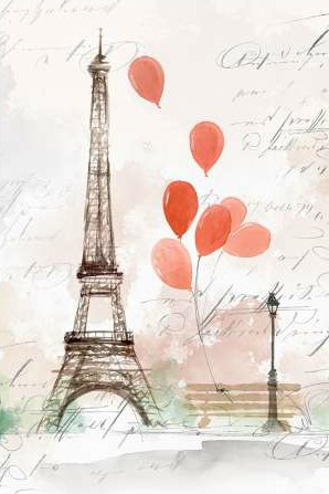 Z Isabelle - Balloons in Paris