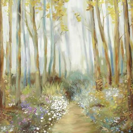 Pearce Allison - Misty Trees