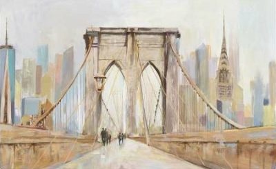 Pearce Allison – Brooklyn Bridge Walkway