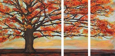 Jan Eelder – Red Oak - 3
