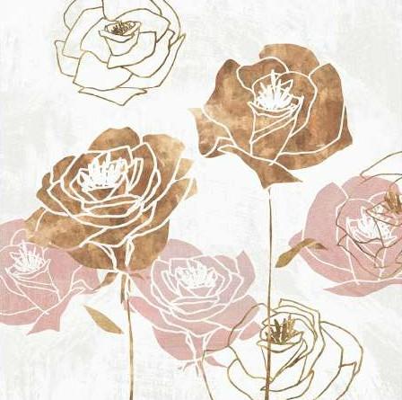 Isabelle Z - Rose Garden I
