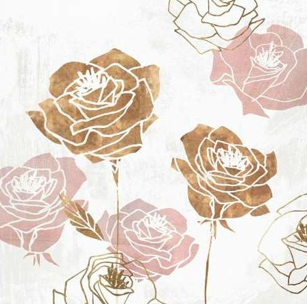 Isabelle Z - Rose Garden II