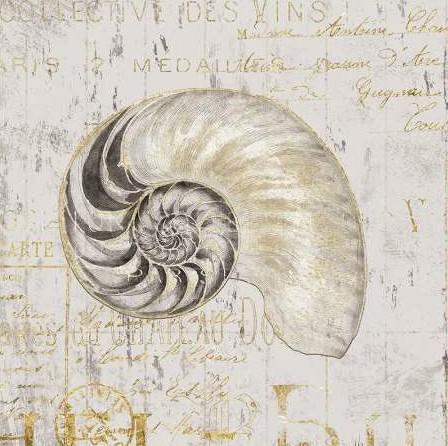 Zaman Farida - Golden Vintage Shell I
