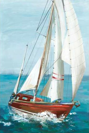 Pearce Allison – Single Sail II