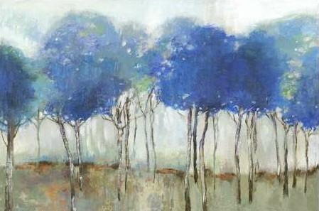 Pearce Allison - Indigo Woodland
