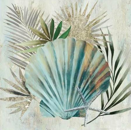 Wilson Aimee - Turquoise Shell I