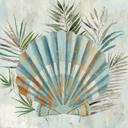 Wilson Aimee - Turquoise Shell II