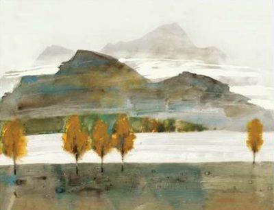 Hin Law Wai - Autumn Trees II