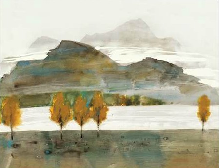 Hin Law Wai - Autumn Trees II