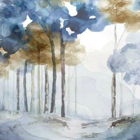 Watts Eva - In the Blue Forest I
