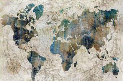 Isabelle Z – Celestial Map